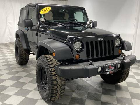 2013 Jeep Wrangler for sale at Mr. Car LLC in Brentwood MD