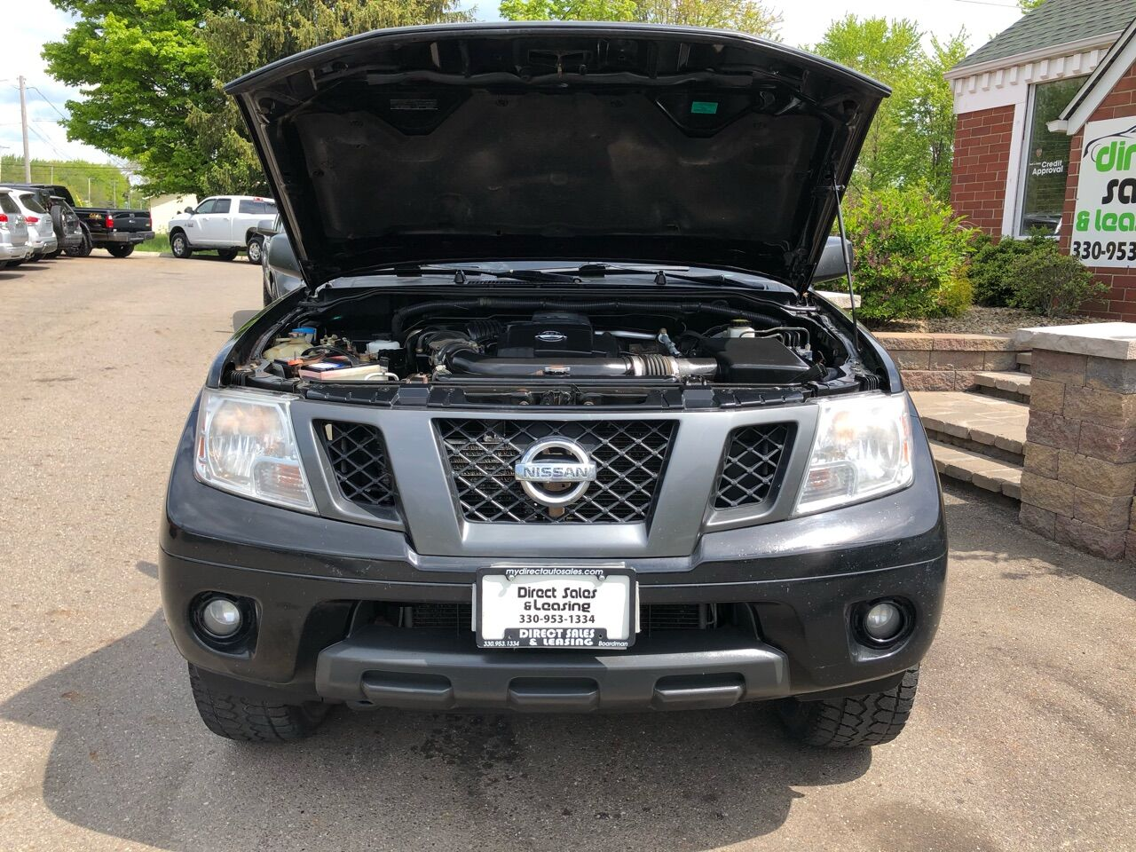 2012 Nissan Frontier Long Bed
