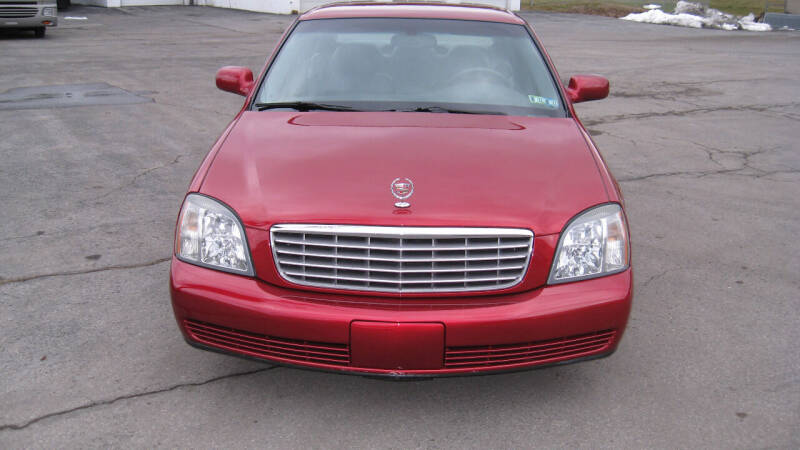 2003 Cadillac DeVille for sale at SHIRN'S in Williamsport PA