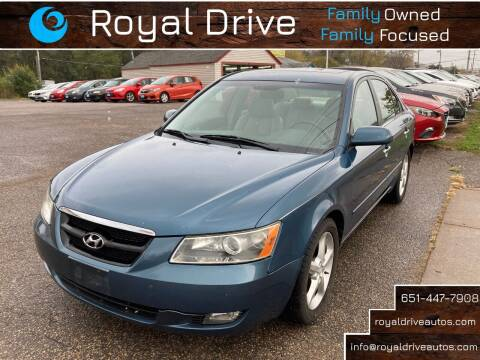 2006 Hyundai Sonata for sale at Royal Drive in Newport MN