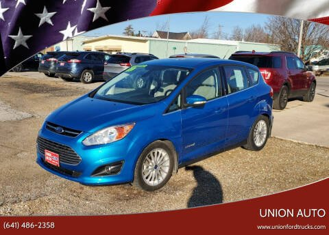 2013 Ford C-MAX Hybrid for sale at Union Auto in Union IA