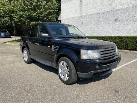 2006 Land Rover Range Rover Sport for sale at Select Auto in Smithtown NY