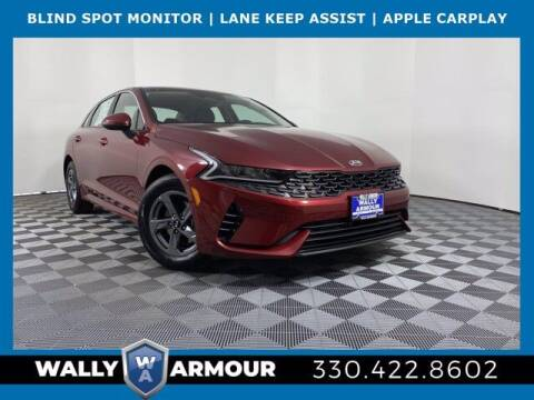 2021 Kia K5 for sale at Wally Armour Chrysler Dodge Jeep Ram in Alliance OH