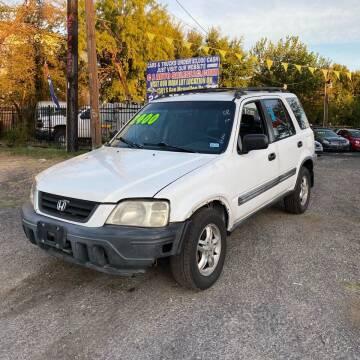 1999 Honda CR-V for sale at C.J. AUTO SALES llc. in San Antonio TX