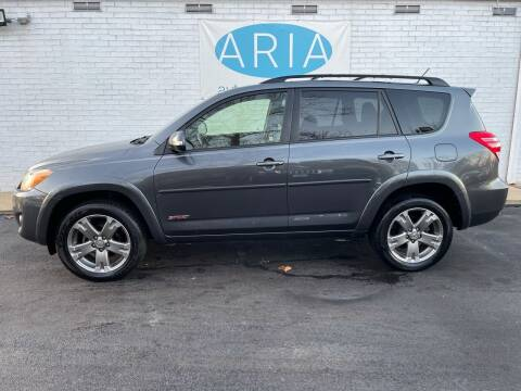 2012 Toyota RAV4 for sale at ARIA  AUTO  SALES in Raleigh NC