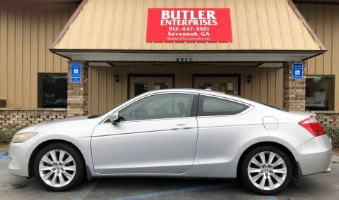 2010 Honda Accord for sale at Butler Enterprises in Savannah GA