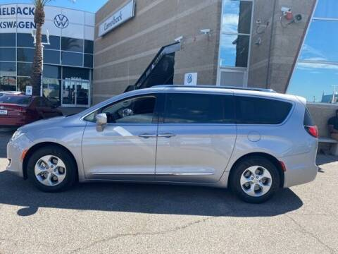 2017 Chrysler Pacifica for sale at Camelback Volkswagen Subaru in Phoenix AZ