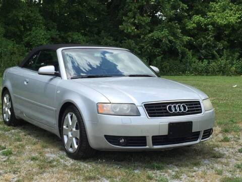 2003 Audi A4 for sale at Essen Motor Company, Inc in Lebanon TN