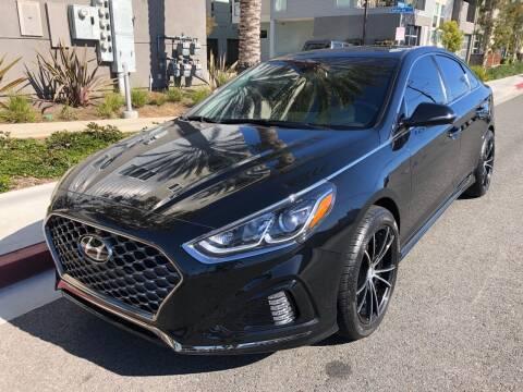 2018 Hyundai Sonata for sale at Elite Dealer Sales in Costa Mesa CA