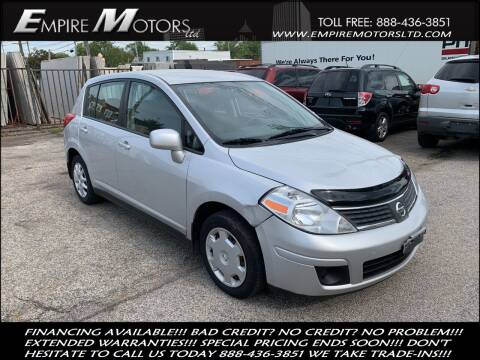 2009 Nissan Versa for sale at Empire Motors LTD in Cleveland OH