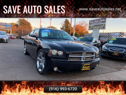 2008 Dodge Charger for sale at Save Auto Sales in Sacramento CA