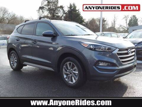 2017 Hyundai Tucson for sale at ANYONERIDES.COM in Kingsville MD