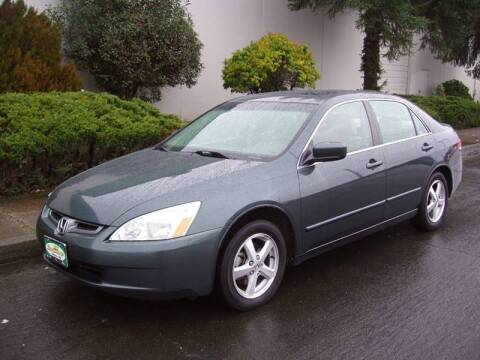 2004 Honda Accord for sale at K W Imports in Salem OR