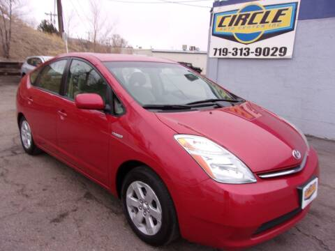 2009 Toyota Prius for sale at Circle Auto Center in Colorado Springs CO