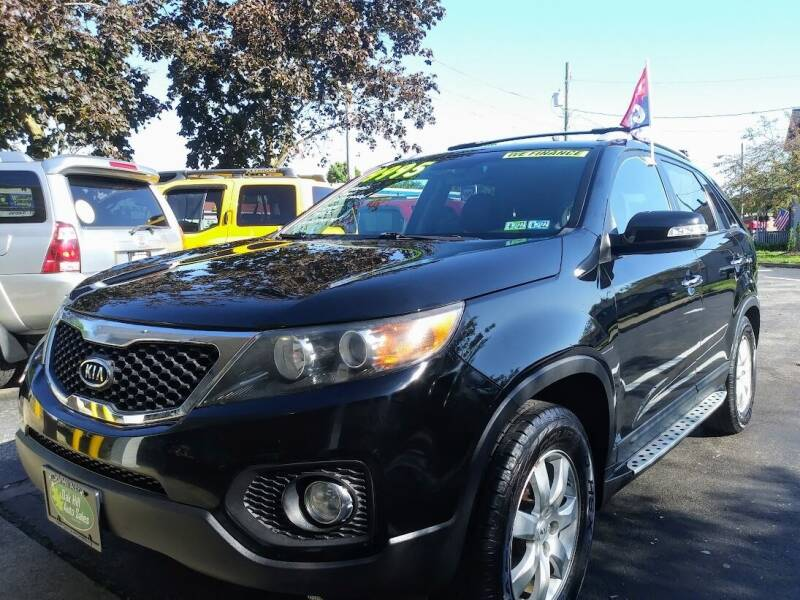 2012 Kia Sorento for sale at Oak Hill Auto Sales of Wooster, LLC in Wooster OH