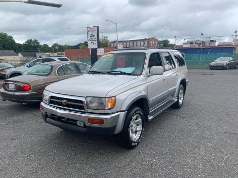 1998 Toyota 4Runner for sale at LINDER'S AUTO SALES in Gastonia NC