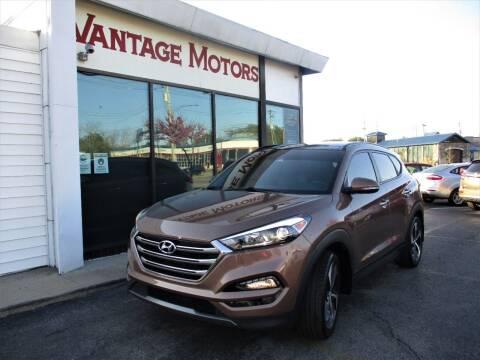 2016 Hyundai Tucson for sale at Vantage Motors LLC in Raytown MO