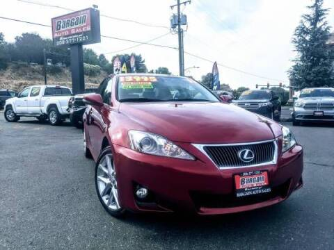 2011 Lexus IS 250 for sale at Bargain Auto Sales in Garden City ID