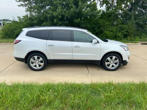 2016 Chevrolet Traverse for sale at J L AUTO SALES in Troy MO