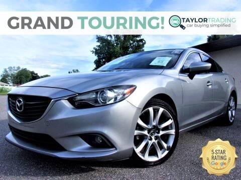 2015 Mazda MAZDA6 for sale at Taylor Trading in Orange Park FL