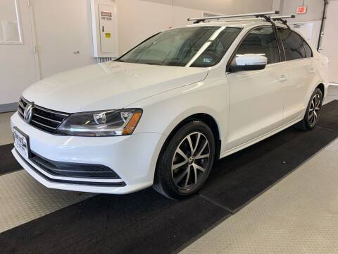2017 Volkswagen Jetta for sale at TOWNE AUTO BROKERS in Virginia Beach VA