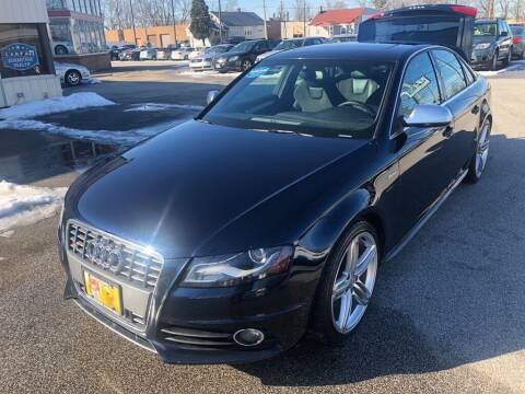 2011 Audi S4 for sale at MR Auto Sales Inc. in Eastlake OH