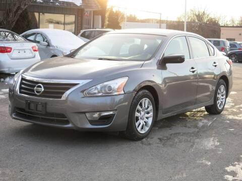 2014 Nissan Altima for sale at United Auto Service in Leominster MA