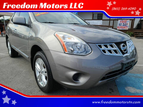 2012 Nissan Rogue for sale at Freedom Motors LLC in Knoxville TN