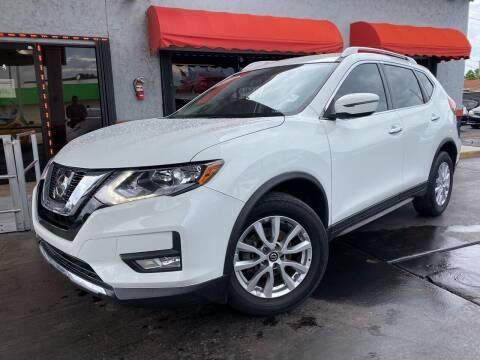 2017 Nissan Rogue for sale at MATRIX AUTO SALES INC in Miami FL