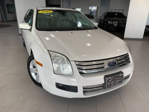 2008 Ford Fusion for sale at Auto Mall of Springfield in Springfield IL