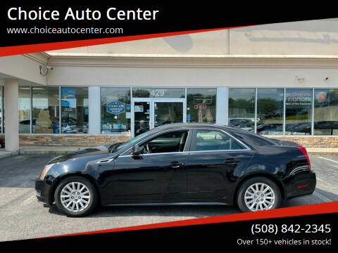 2013 Cadillac CTS for sale at Choice Auto Center in Shrewsbury MA