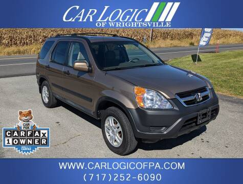 2003 Honda CR-V for sale at Car Logic in Wrightsville PA