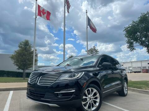 2016 Lincoln MKC for sale at TWIN CITY MOTORS in Houston TX