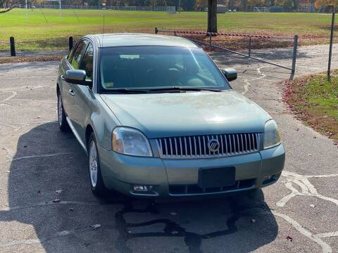 2007 Mercury Montego for sale at Choice Motor Car in Plainville CT
