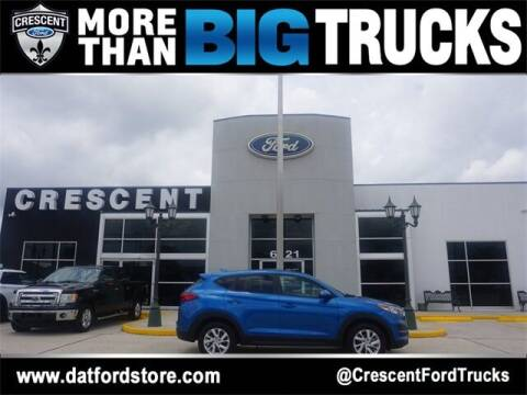 2019 Hyundai Tucson for sale at Crescent Ford in Harahan LA