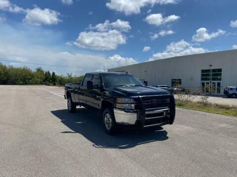 2014 Chevrolet Silverado 2500HD for sale at Prestige Auto of South Florida in North Port FL