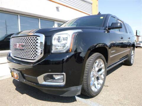2016 GMC Yukon XL for sale at Torgerson Auto Center in Bismarck ND