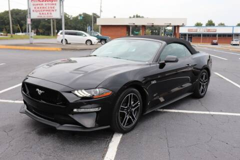 2020 Ford Mustang for sale at RC Auto Brokers, LLC in Marietta GA