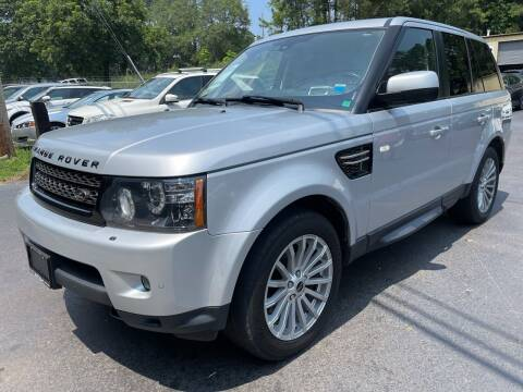 2012 Land Rover Range Rover Sport for sale at GEORGIA AUTO DEALER, LLC in Buford GA