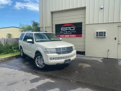 2007 Lincoln Navigator for sale at Elite Auto Group LLC in Pinellas Park FL