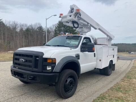 2008 Ford F-450 for sale at Bay Road Trucks in Rowley MA