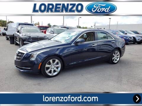 2016 Cadillac ATS for sale at Lorenzo Ford in Homestead FL