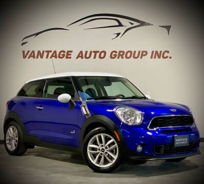 2014 MINI Paceman for sale at Vantage Auto Group Inc in Fresno CA