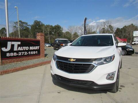 2020 Chevrolet Equinox for sale at J T Auto Group in Sanford NC