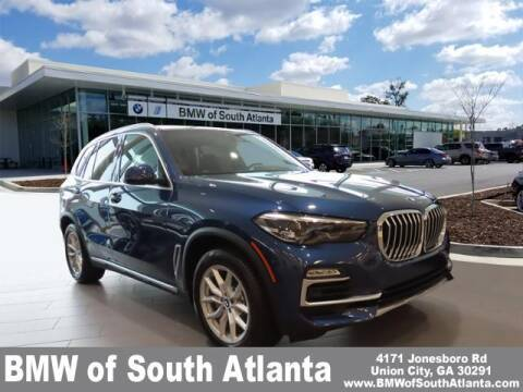 2021 BMW X5 for sale at Carol Benner @ BMW of South Atlanta in Union City GA