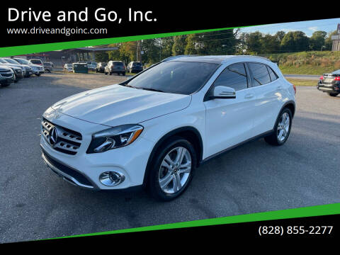 2018 Mercedes-Benz GLA for sale at Drive and Go, Inc. in Hickory NC