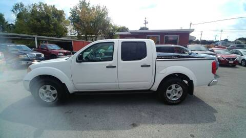 2005 Nissan Frontier for sale at Lewis Used Cars in Elizabethton TN