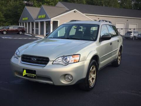 2007 Subaru Outback for sale at 207 Motors in Gorham ME