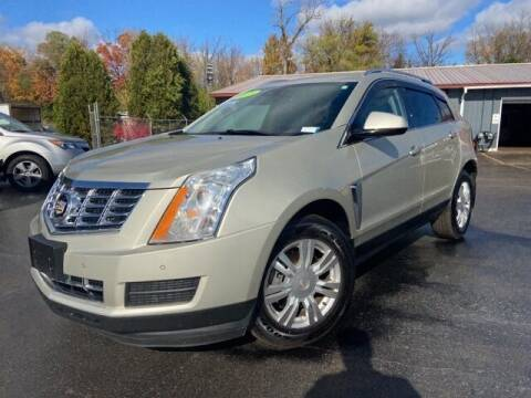 2015 Cadillac SRX for sale at Newcombs Auto Sales in Auburn Hills MI