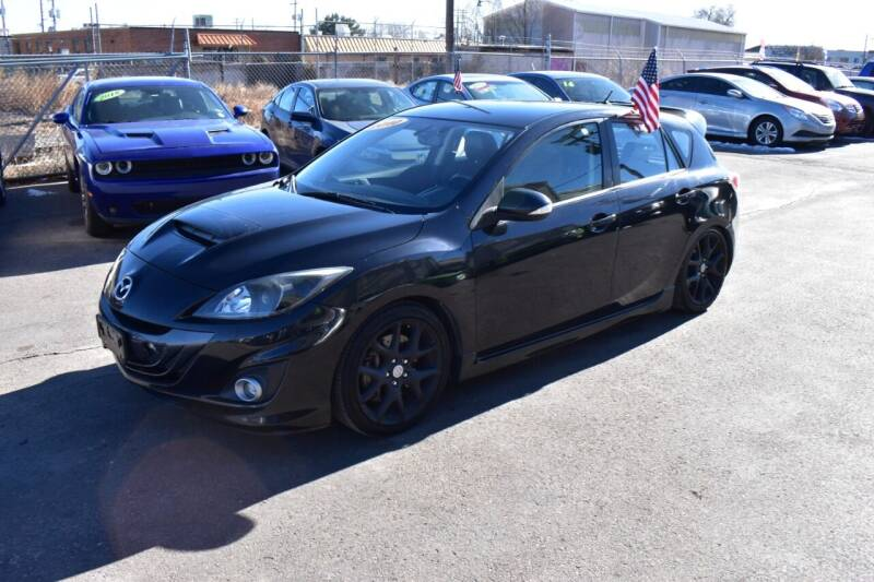 2010 Mazda MAZDASPEED3 for sale at Good Deal Auto Sales LLC in Denver CO